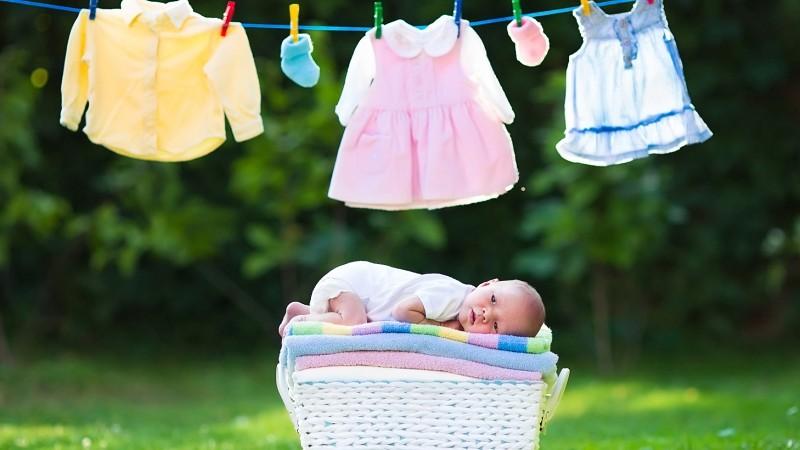 baby laundry detergent