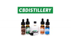 CBDistillery product review