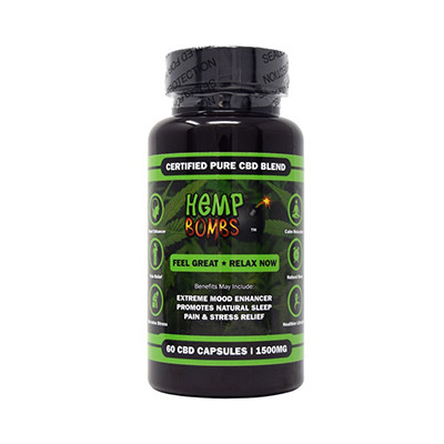 Hempbombs Capsules